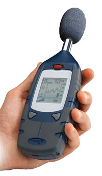New integrating sound level meter
